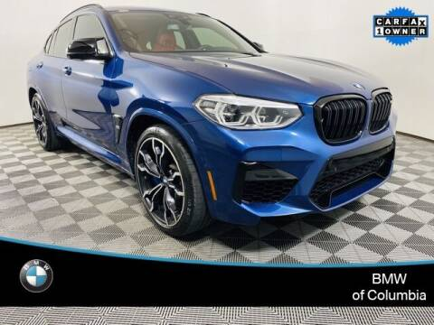 2020 BMW X4 M for sale at Preowned of Columbia in Columbia MO