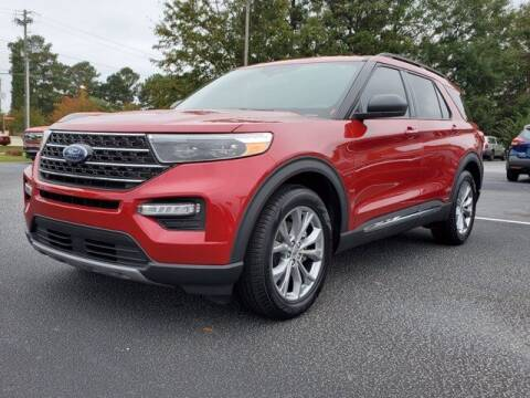 2020 Ford Explorer for sale at Gentry & Ware Motor Co. in Opelika AL