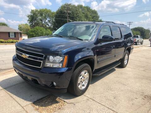 2008 Chevrolet Suburban for sale at E Motors LLC in Anderson SC