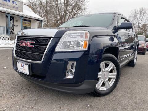 2015 GMC Terrain for sale at Mega Motors in West Bridgewater MA