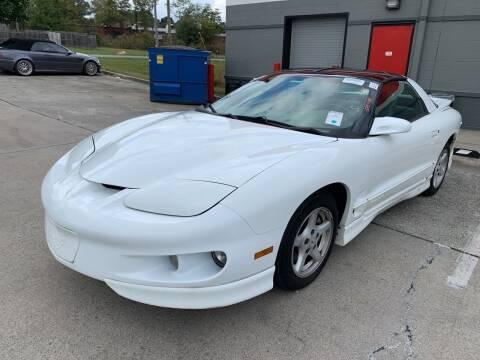 1999 Pontiac Firebird for sale at Diana Rico LLC in Dalton GA