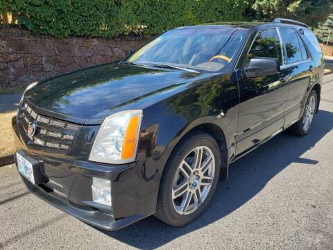 2007 Cadillac SRX for sale at KC Cars Inc. in Portland OR