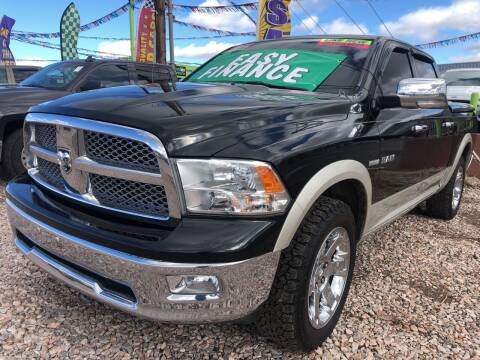 2009 Dodge Ram Pickup 1500 for sale at 1st Quality Motors LLC in Gallup NM
