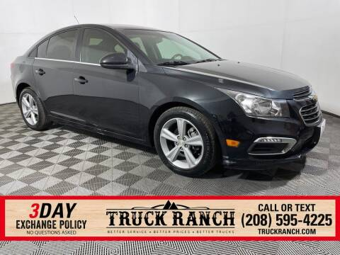 2015 Chevrolet Cruze for sale at Truck Ranch in Twin Falls ID