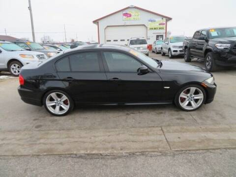 2011 BMW 3 Series for sale at Jefferson St Motors in Waterloo IA