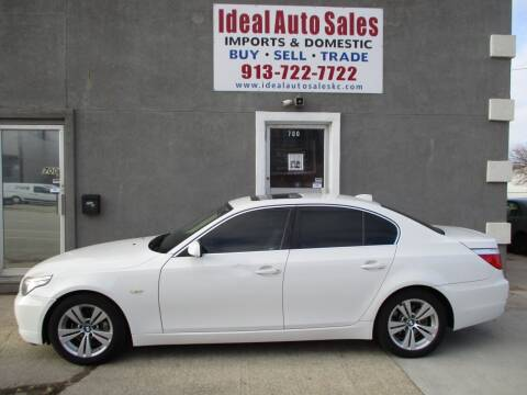 2010 BMW 5 Series for sale at Ideal Auto in Kansas City KS