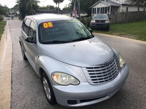 2008 Chrysler PT Cruiser for sale at Castagna Auto Sales LLC in Saint Augustine FL