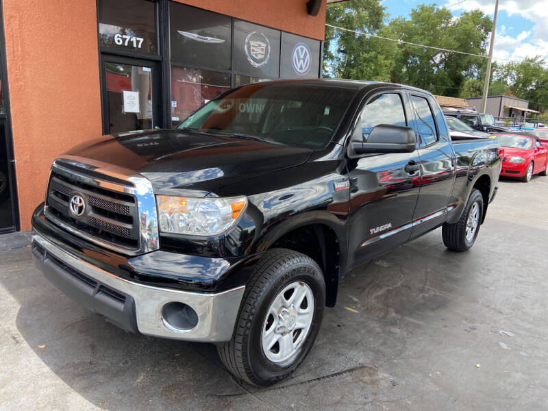 2012 Toyota Tundra for sale at Kings Auto Group in Tampa FL