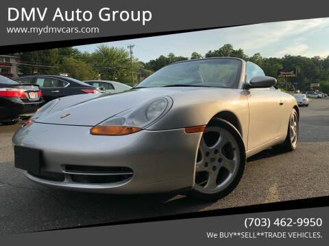 1999 Porsche 911 for sale at DMV Auto Group in Falls Church VA