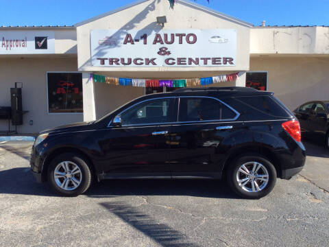 2012 Chevrolet Equinox for sale at A-1 AUTO AND TRUCK CENTER in Memphis TN
