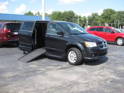 2019 Dodge Grand Caravan for sale at AUTOFARM MINIVAN SUPERSTORE in Middletown IN