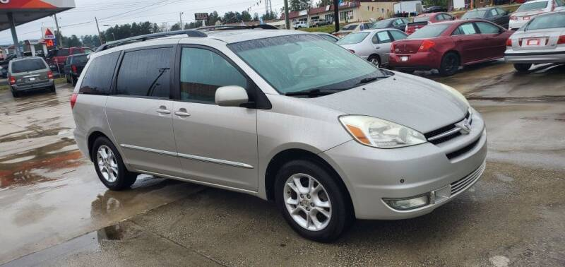 2004 Toyota Sienna for sale at Select Auto Sales in Hephzibah GA