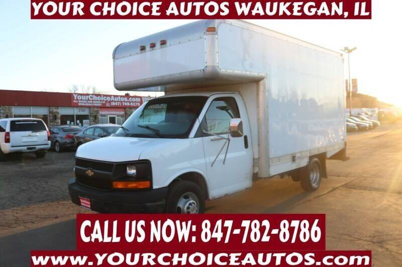 2004 Chevrolet Express Cutaway for sale at Your Choice Autos - Waukegan in Waukegan IL