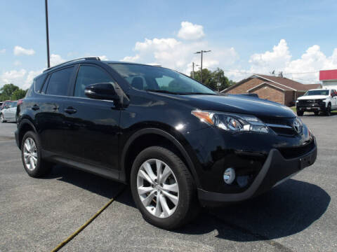 2013 Toyota RAV4 for sale at TAPP MOTORS INC in Owensboro KY
