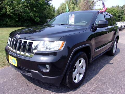 2012 Jeep Grand Cherokee for sale at American Auto Sales in Forest Lake MN