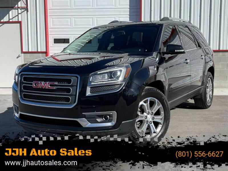 2015 GMC Acadia for sale at JJH Auto Sales in Salt Lake City UT
