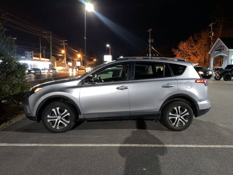 2018 Toyota RAV4 for sale at Priority Auto Mall in Lakewood NJ