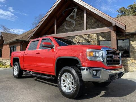 2015 GMC Sierra 1500 for sale at Auto Solutions in Maryville TN