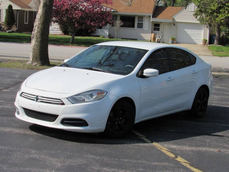 2016 Dodge Dart for sale at Highland Luxury in Highland IN