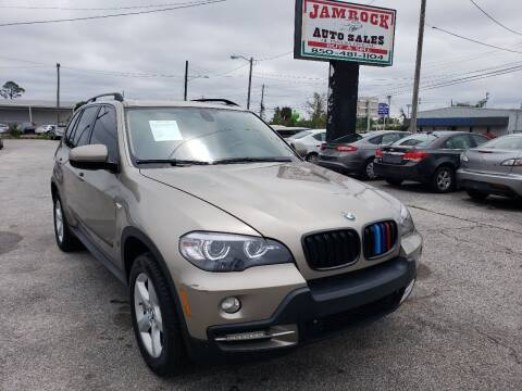 2007 BMW X5 for sale at Jamrock Auto Sales of Panama City in Panama City FL