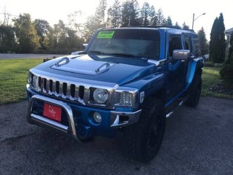 2006 HUMMER H3 for sale at FUSION AUTO SALES in Spencerport NY