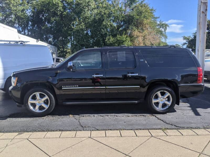 2009 Chevrolet Suburban for sale at GREAT DEALS ON WHEELS in Michigan City IN