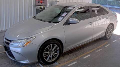 2016 Toyota Camry for sale at HERMANOS SANCHEZ AUTO SALES LLC in Dallas TX