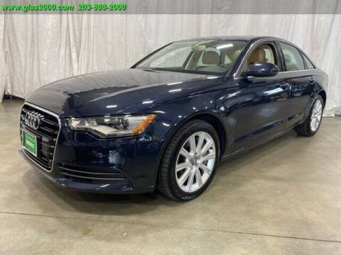 2014 Audi A6 for sale at Green Light Auto Sales LLC in Bethany CT