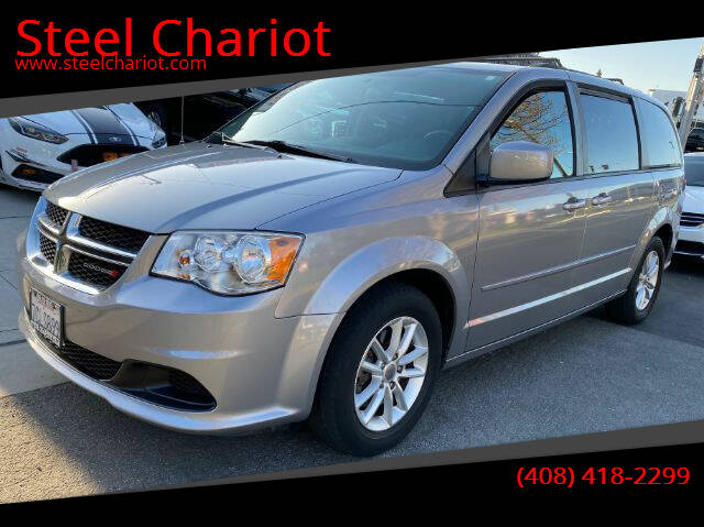 2014 Dodge Grand Caravan for sale at Steel Chariot in San Jose CA