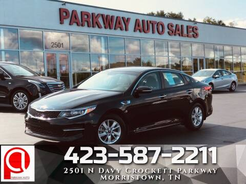 2016 Kia Optima for sale at Parkway Auto Sales, Inc. in Morristown TN