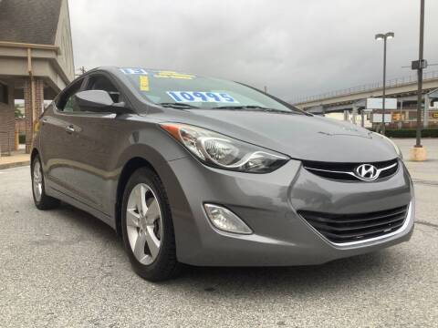 2013 Hyundai Elantra for sale at Active Auto Sales Inc in Philadelphia PA