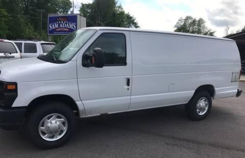 2014 Ford E-Series Cargo for sale at Sam Adams Motors in Cedar Springs MI