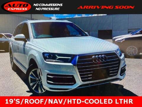2017 Audi Q7 for sale at Auto Express in Lafayette IN