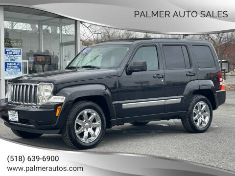 2011 Jeep Liberty for sale at Palmer Auto Sales in Menands NY