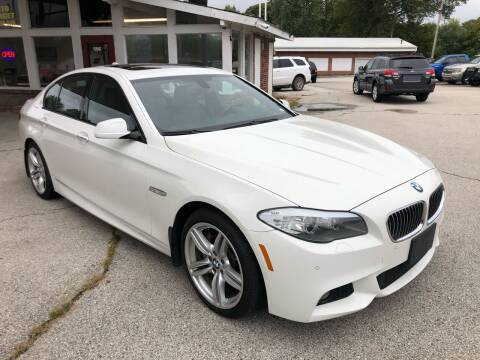 2013 BMW 5 Series for sale at Auto Target in O'Fallon MO