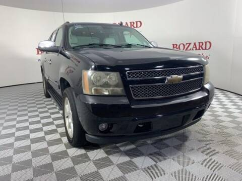 2008 Chevrolet Avalanche for sale at BOZARD FORD in Saint Augustine FL