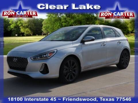 2018 Hyundai Elantra GT for sale at Ron Carter  Clear Lake Used Cars in Houston TX