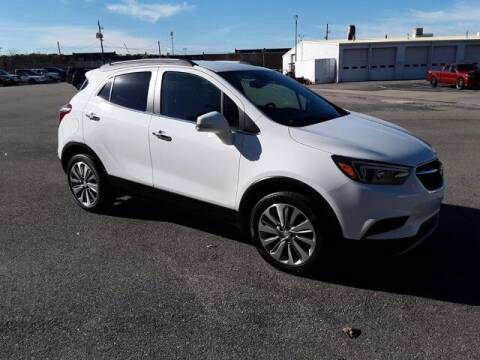 2018 Buick Encore for sale at Strosnider Chevrolet in Hopewell VA