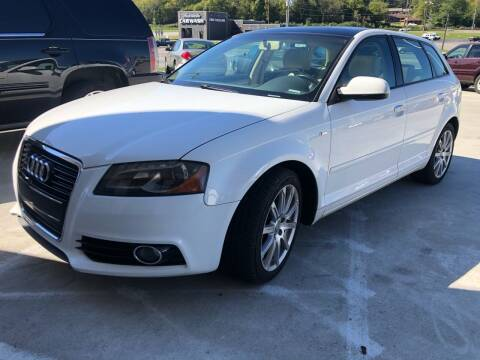 2011 Audi A3 for sale at CarUnder10k in Dayton TN