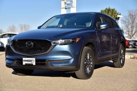 2021 Mazda CX-5 for sale at COURTESY MAZDA in Longmont CO