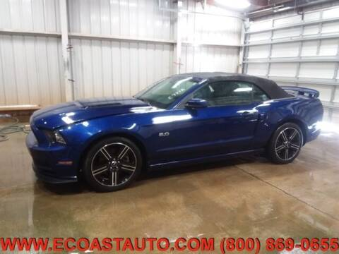 2014 Ford Mustang for sale at East Coast Auto Source Inc. in Bedford VA