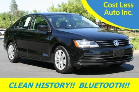 2017 Volkswagen Jetta for sale at Cost Less Auto Inc. in Rocklin CA