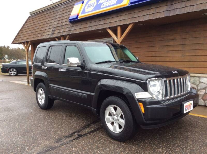 2011 Jeep Liberty for sale at MOTORS N MORE in Brainerd MN