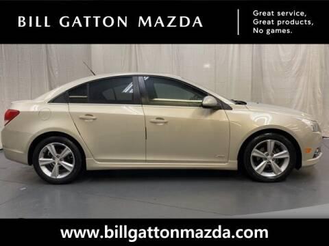 2012 Chevrolet Cruze for sale at Bill Gatton Used Cars - BILL GATTON ACURA MAZDA in Johnson City TN
