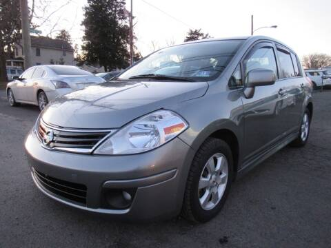 2010 Nissan Versa for sale at PRESTIGE IMPORT AUTO SALES in Morrisville PA