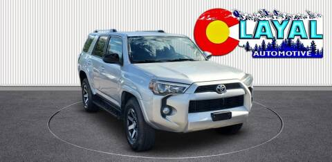2019 Toyota 4Runner for sale at Layal Automotive in Englewood CO