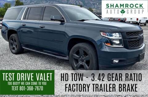 2015 Chevrolet Suburban for sale at Shamrock Group LLC #1 in Pleasant Grove UT