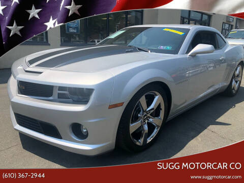 2011 Chevrolet Camaro for sale at Sugg Motorcar Co in Boyertown PA