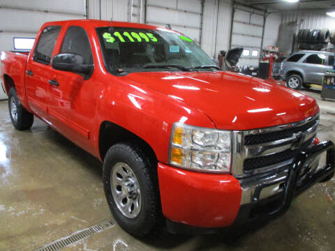 2009 Chevrolet Silverado 1500 for sale at Granite Auto Sales in Redgranite WI