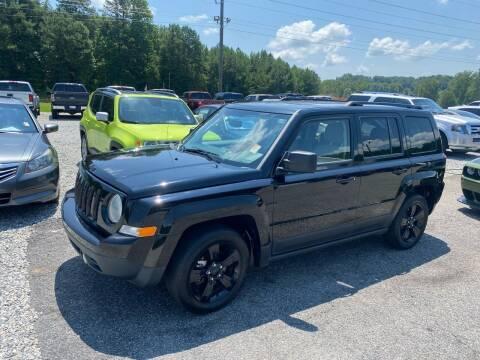 2014 Jeep Patriot for sale at Billy Ballew Motorsports in Dawsonville GA